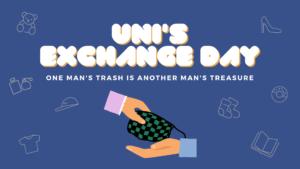 ♻️ Uni's Exchange Day (物々交換会)
